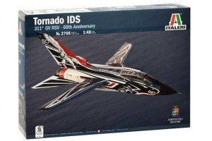 Model Kit letadlo 2766 - TORNADO IDS 311° GV RSV - 60th Anniversary (1:48)