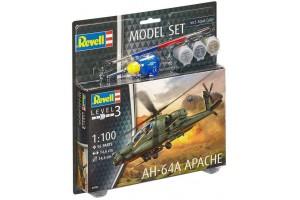 AH-64A Apache (1:100) - 64985