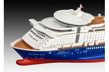 ModelSet loď 65818 -  M/S Color Magic (1:1200)