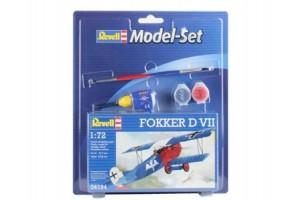 Fokker D VII (1:72)  - 64194