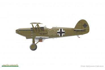 Avia B-534 rané verze DUAL COMBO (1:72) - 70103