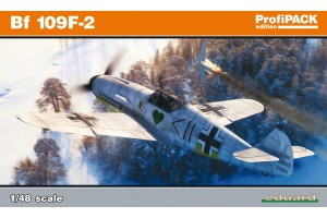 Bf 109F-2 (1:48) - 82115
