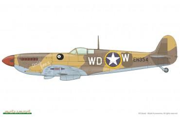 Spitfire Mk. IXc raná verze (1:48) - 8282
