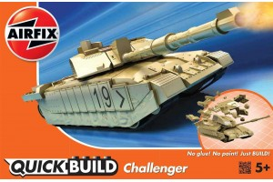 Quick Build - Challenger Tank - J6010