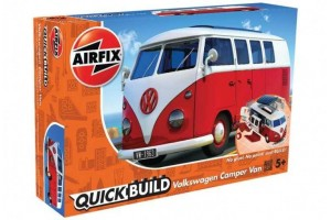Quick Build  - VW Camper Van - J6017
