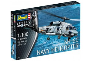 SH-60 Navy Helicopter (1:100) - 04955