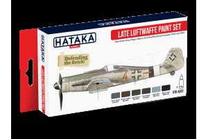 Pozdní období Luftwaffe (Late Luftwaffe) - AS03