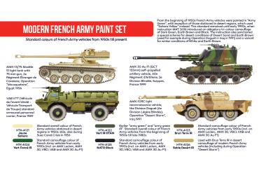 Moderní francouzská technika (Modern French Army) - AS25
