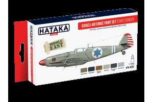 Izraelské letectvo brzké období (Israeli Air Force early period) - AS34