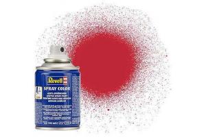 34136: matná karmínová (carmine red mat) - sprej
