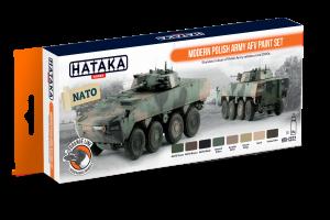 Polská armádní technika moderní doby (Modern Polish Army AFV) - CS72