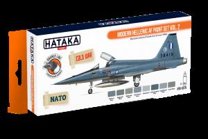Řecké letectvo moderní doby 2 (Modern Hellenic AF vol. 2)- CS75