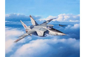 MiG-25 RBT FOXBAT B (1:48) - 03931