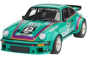 """Plastic ModelKit auto 07032 - Porsche 934 RSR """"Vaillant"""" (1:24)"""