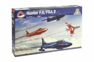 Model Kit letadlo 2772 - HUNTER F.6/FGA.9(1:48)