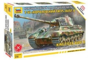 Model Kit tank 5023 - Sd.Kfz. 182 King Tiger Henschel (1:72)
