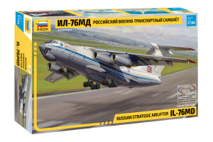 Russian strategic airlifter IL-76MD (1:144) - 7011