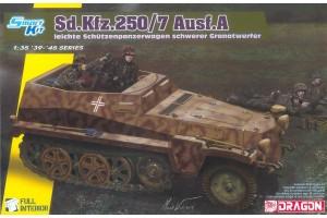 Sd.Kfz.250/7 Alte Ieichte Schutzenpanzerwagwn schwerer Granatwerfer (1:35) - 6858