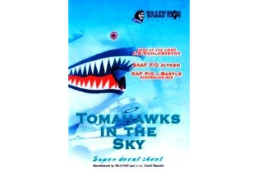 Obtisky - Tomahawk In the Sky (1:32) - 32007