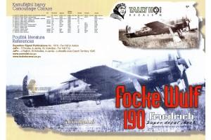 Obtisky - FW-190 F8 (1:32) - 32005
