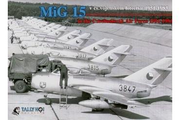 Obtisky - Mig-15 CsAF (1:48) - 48048