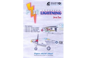 Obtisky - P-38 Lighting, part 2 (1:48) - 48037