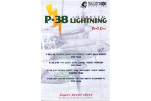 Obtisky - P-38 Lighting, part 1 (1:48) - 48032