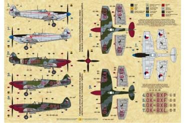 Obtisky - Cs Spitfires 1945 - 1948, part 2 - 72051