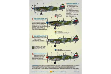Obtisky - Cs Spitfires 1945 - 1952, part 1 - 72036