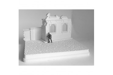 Dům se zdí - 3N02