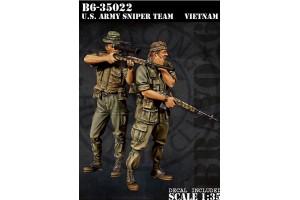 U.S. Army Sniper Team - 35022