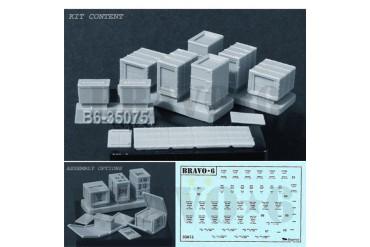 U.S. Army Crates - 35075