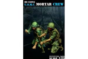 USMC Mortal crew - 35094