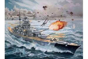 Battleship BISMARCK (1:350) - 05040