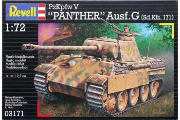 Kpfw. V Panther Ausg. G  (1:72) - 03171