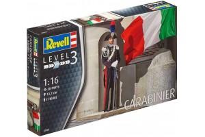 Plastic ModelKit figurka 02802 - Carabinier (1:16)