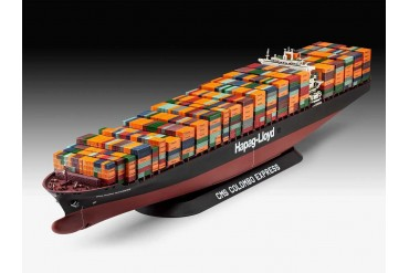Plastic ModelKit loď 05152 - Container Ship Colombo Express (1:700)