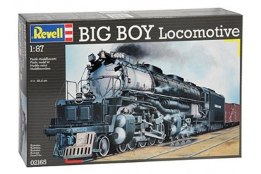 Big Boy Locomotive (1:87) - 02165