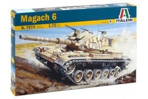 Model Kit tank 7073 - MAGACH 6 (1:72)