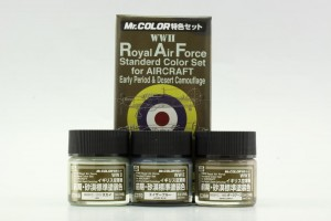 RAF 2. sv. v. rané verze - CS683