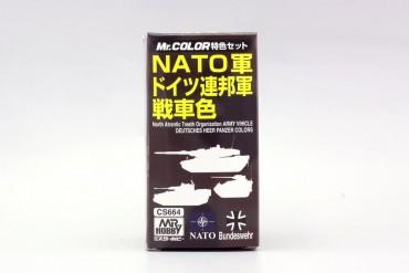 Tanky NATO - CS644