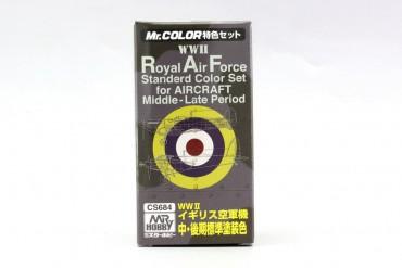 RAF 2. sv. v. pozdní verze - CS684