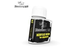 Akrylová pryskyřice (Acrylic Resin for Pigments) - P032