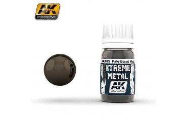 485: XTREME METAL PALE BURNT METAL