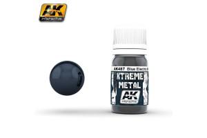 487: XTREME METAL METALIC BLUE