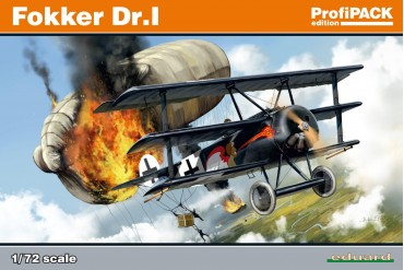 Fokker Dr. I (1:72) - 7039