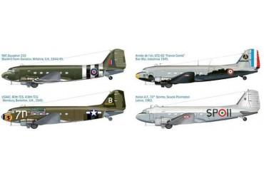 Model Kit letadlo 1338 - DAKOTA Mk.III (1:72)