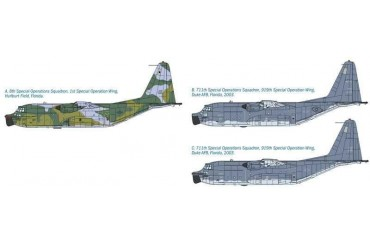 Model Kit letadlo 1369 -MC-130E HERCULES COMBAT TALON l (1:72)