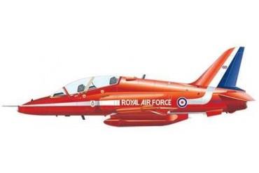 Model Kit letadlo 1303 - Hawk T.Mk.1 ''Red Arrows'' (1:72)