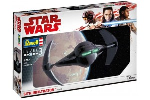 Plastic ModelKit SW 03612 - Sith Infiltrator  (1:257)